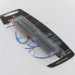 Cartouches Blister 5 recharges Sheaffer® Turquoise