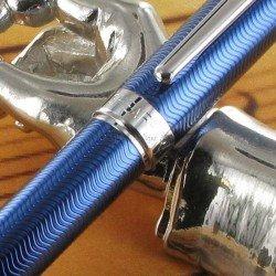 """Stylo Roller Sheaffer® """"Intensity"""" Bleu Pointe Diamant"""