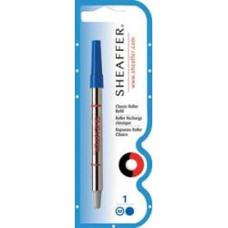 Recharge SHEAFFER Roller BLEUE