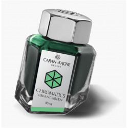 Encrier Caran D'Ache® 50ml Vert Vibrant