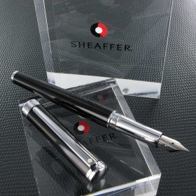 "Stylo Plume Fine Sheaffer® ""Intensity"" Noir Onyx"