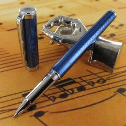 "Stylo Roller Sheaffer® ""Intensity"" Bleu Pointe Diamant"