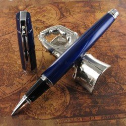 "Stylo Roller Sheaffer®  ""Serie 300"" Laque Bleue"