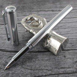 "Stylo Roller Sheaffer® ""Intensity"" Chrome Pointe Diamant"