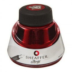 Flacon d'encre Rouge 50 ml Skrip Sheaffer®