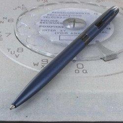 Stylo Bille Sheaffer® Reminder Clip Bleu Mat